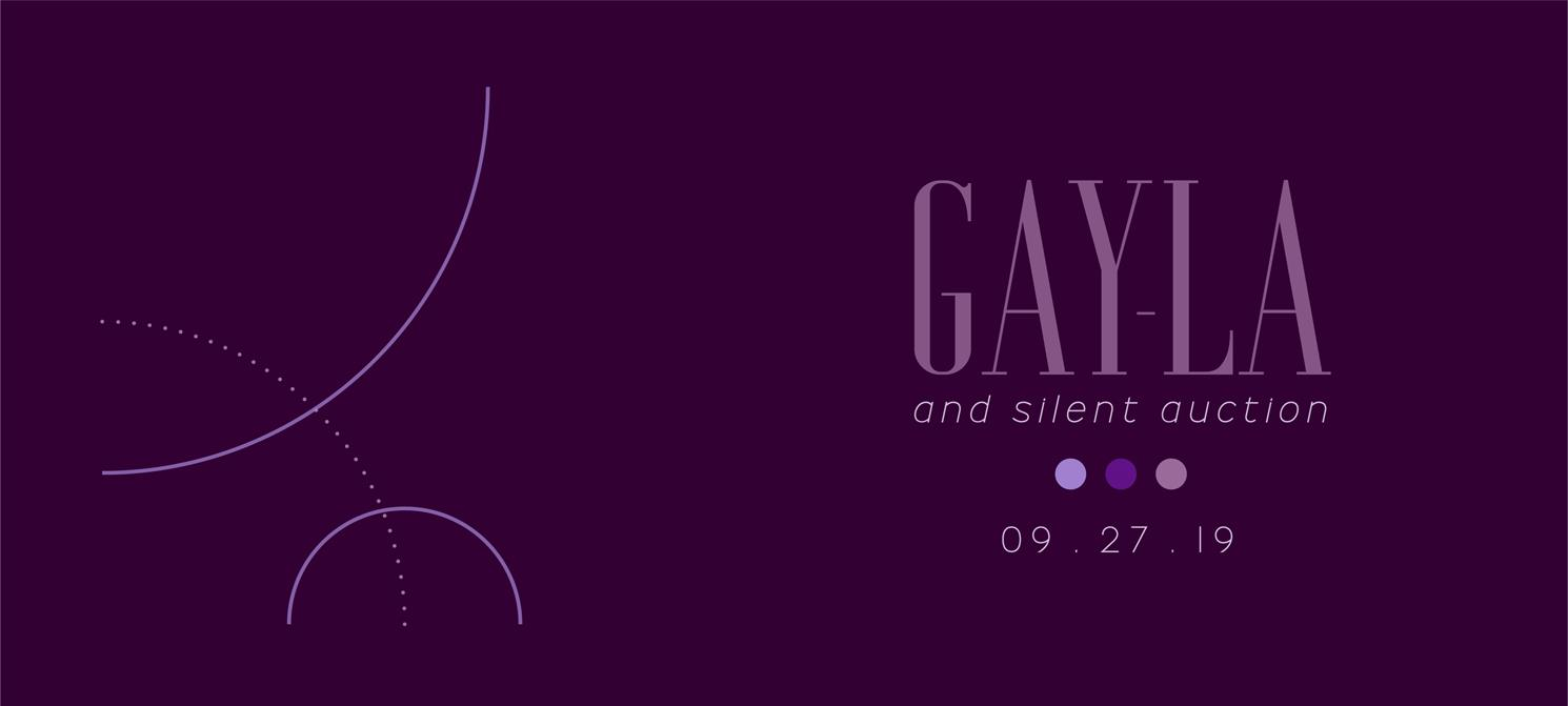 LGBT Resource Center Gay-la and Silent Auciton