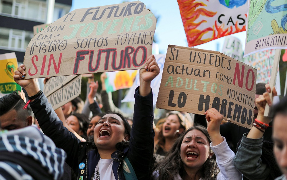 Youth in Action: Environmental Justice in South America/Juventud en acción: Justicia ambiental en Sudamérica