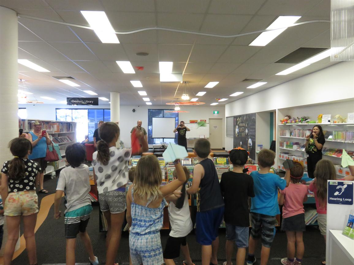 Redland City Event - International Games Day