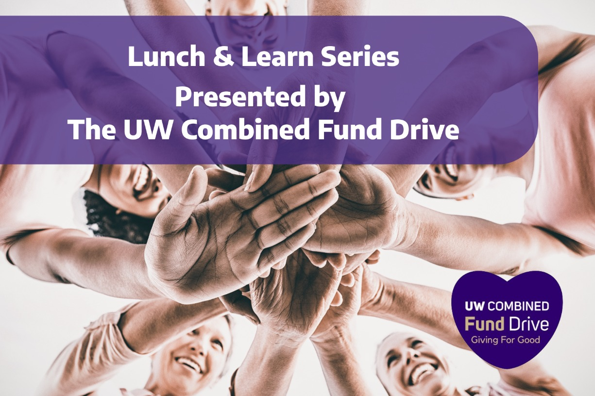UWCFD Lunch & Learn: Women's Health and Wellness