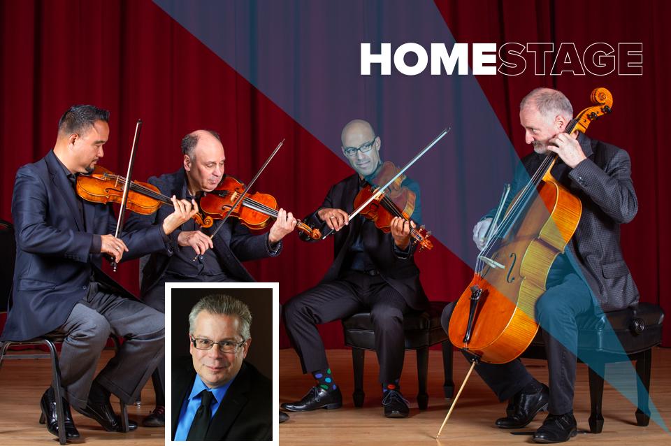Alexander String Quartet 4