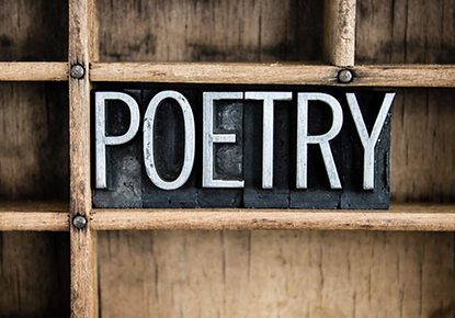 Reading Between the Lines:  A Poetry Appreciation Group
