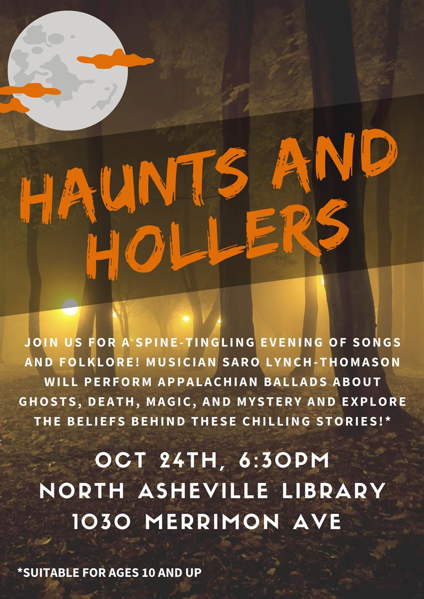 Haunts and Hollers