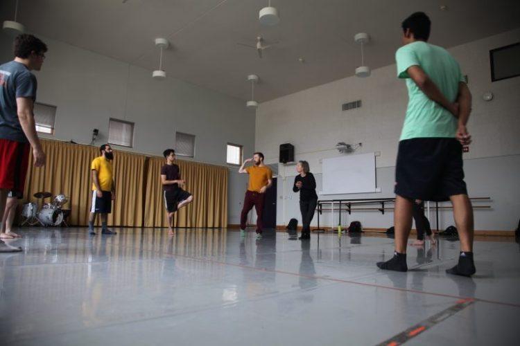 Project EMAR Movement Workshop