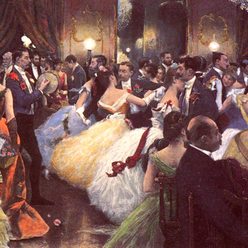 The Waltz: Music, Sex, Society, and Politics in Three-Quarter Time
