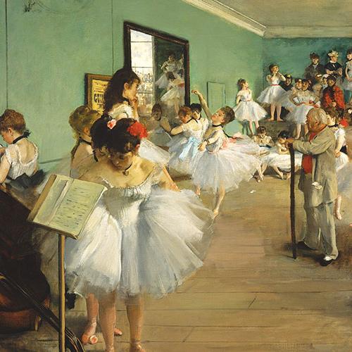 Edgar Degas: The Reluctant Impressionist