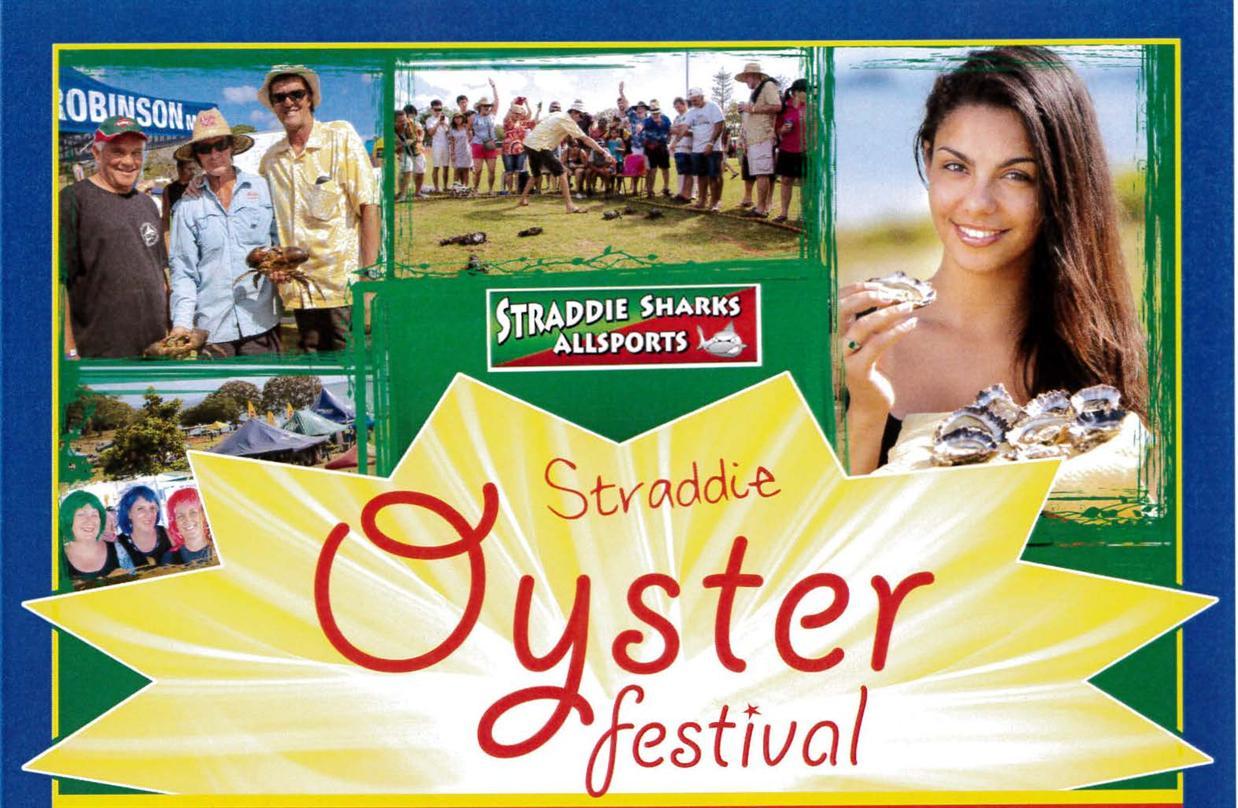 Redland City Event - Oyster & Mud Crab Festival