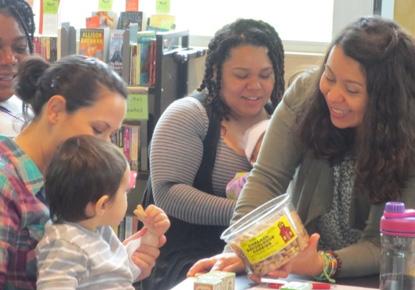 ¡Fiestas de alfabetización temprana!