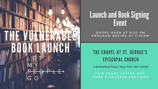 Vulnerable Book Launch & Signing