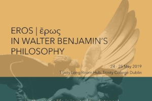 Eros in Walter Benjamin's Philosophy