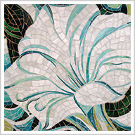 Introduction to Mosaics in Glass