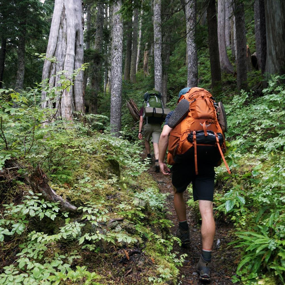 Deadline to Register for Backpacking with UWild