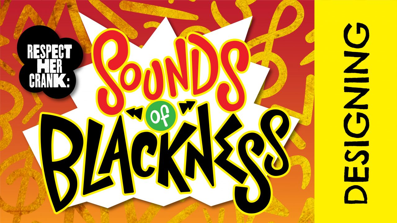 (For Teens) Designing Sounds of Blackness: From Your Eyes to Your Ears
