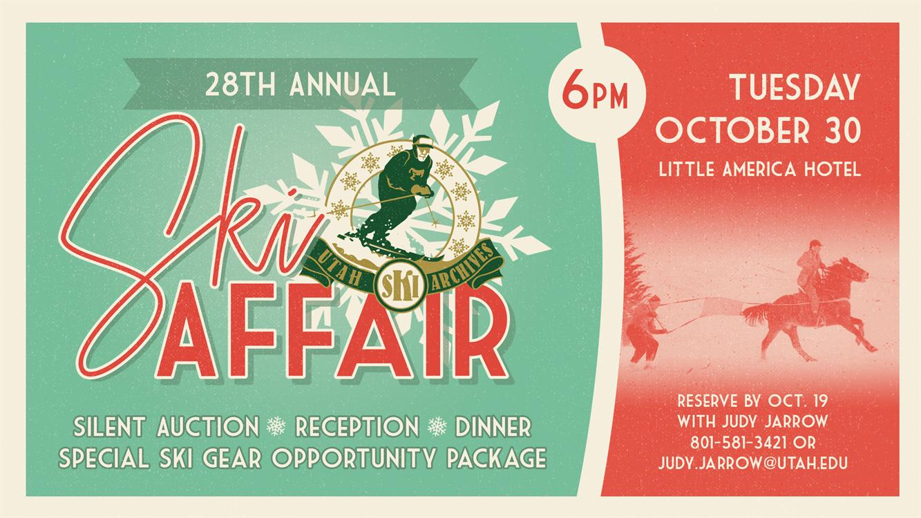 28th Annual Ski Affair