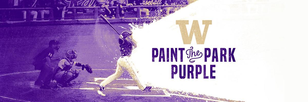 Paint the Park Purple