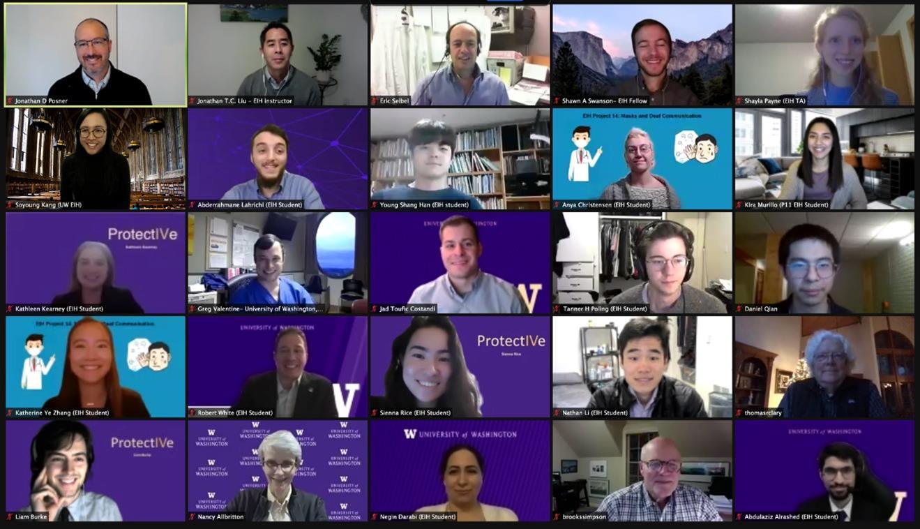 EIH Virtual Spring Symposium 2021