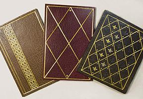 Tooling Around: Intro to Gold Finishing   Samuel Feinstein