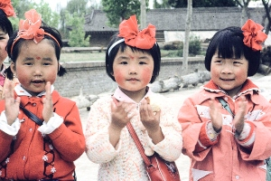A Century of Chinese Children: 'Little Friends' in a Changing World