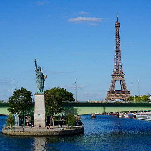 The River That Made Paris