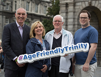 Age-Friendly Trinity Launch