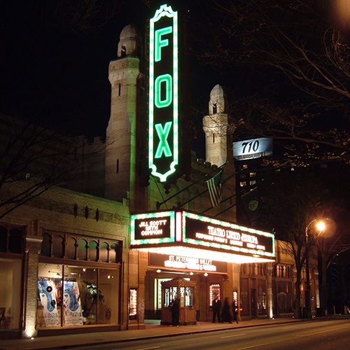 Moviegoing in America: Nickelodeons to Movie Palaces to IMAX to Streaming