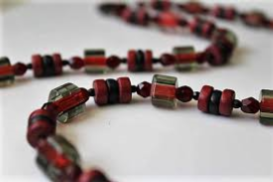 Open Studio: No-Clasp Beaded Necklaces