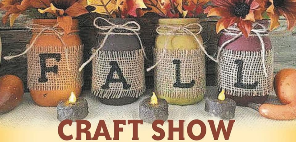 Annual Fall Craft Show: Lancaster Ohio
