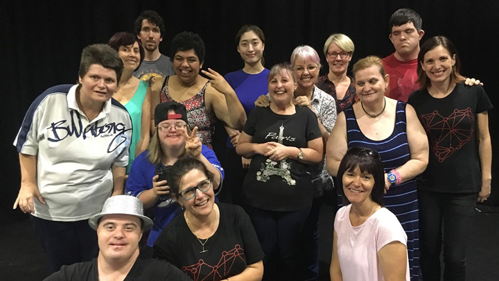 Redland City Event - indelabilityarts - Actors' Gym - Workshop Series 1 – TERM 4: Rehearsing, filming and performance