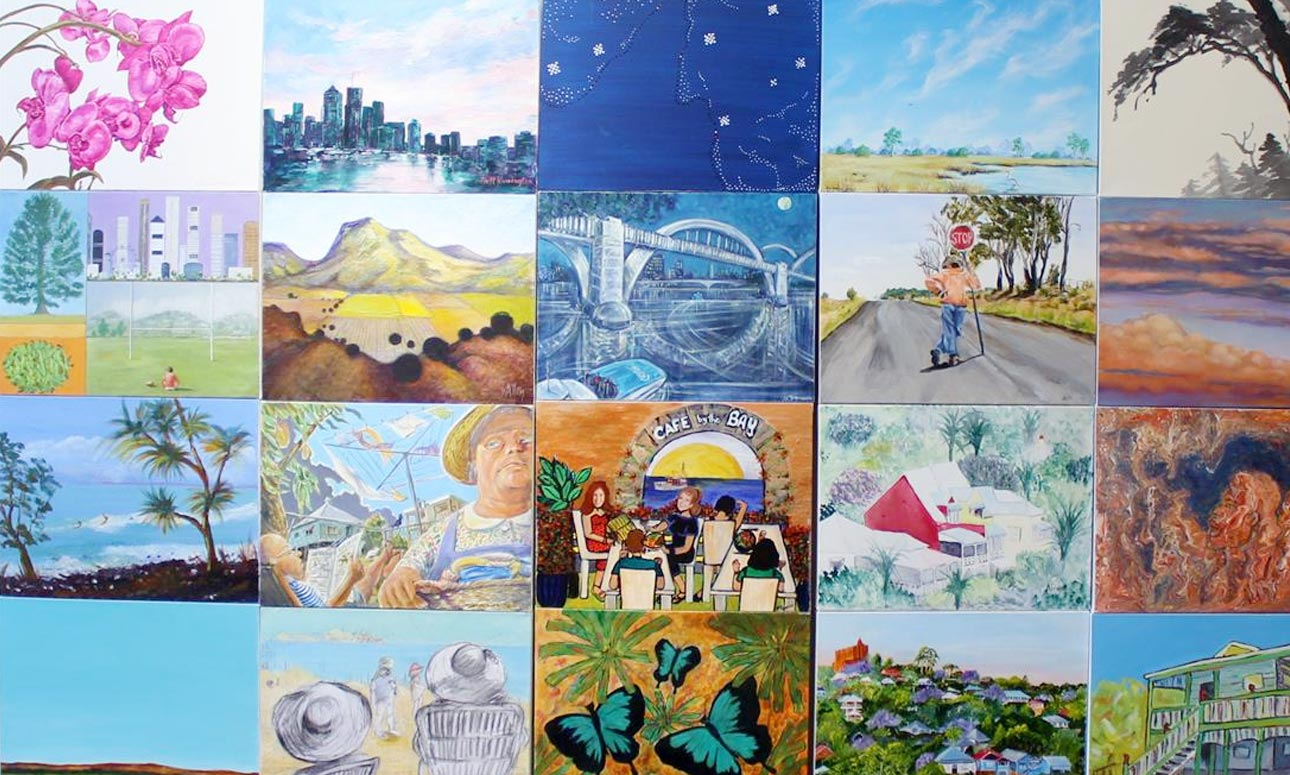 The HDG-Artists Inc Annual Exhibition