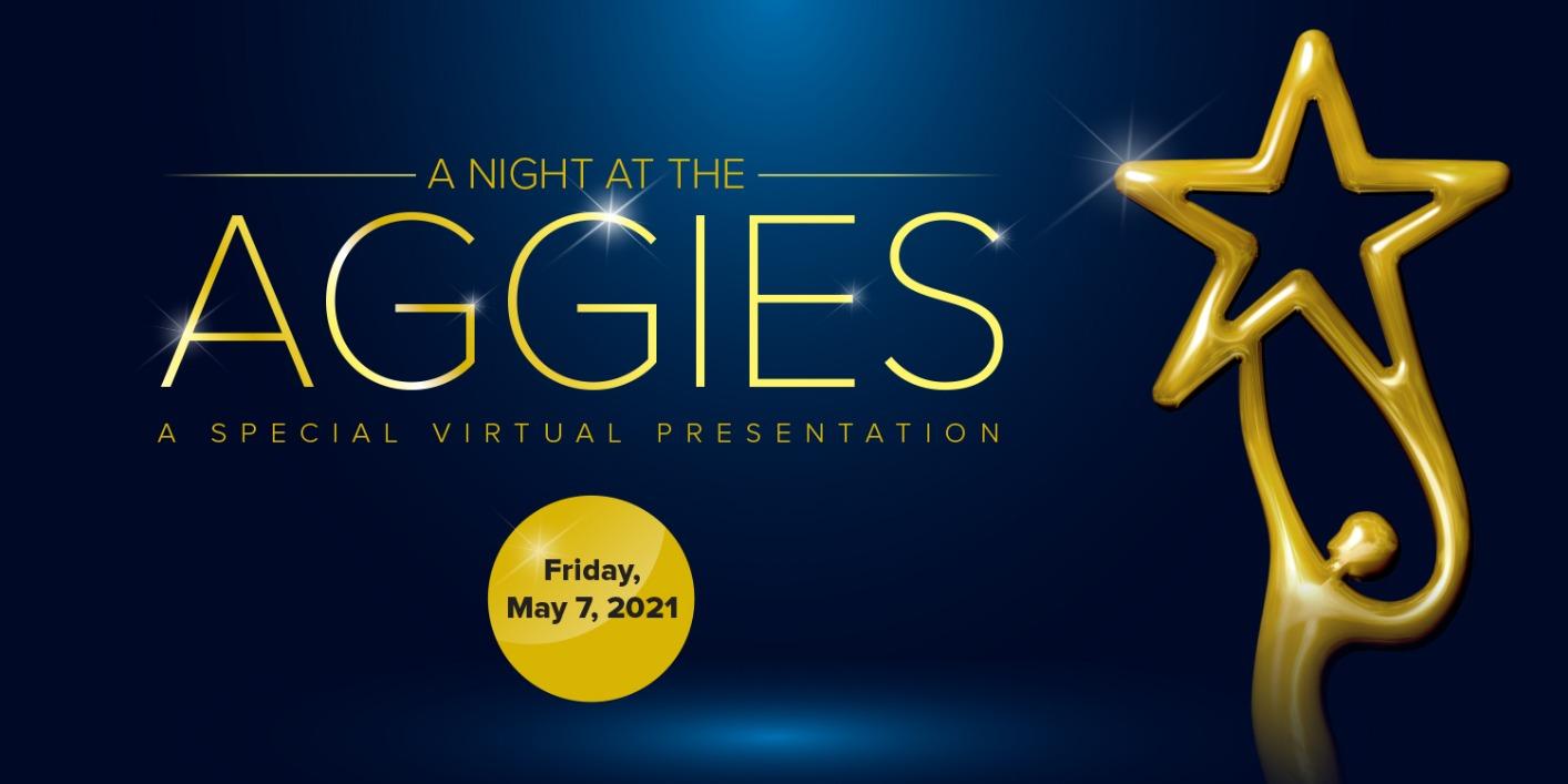 A Night at the Aggies: The 48th Annual UC Davis Alumni Awards