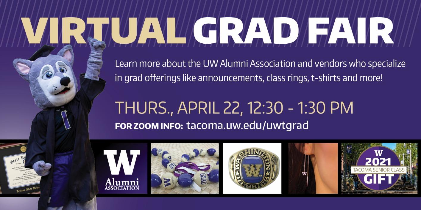 2021 Virtual Grad Fair