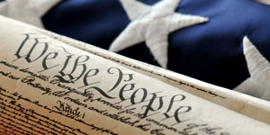 Reading of the U.S. Constitution