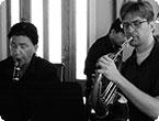 Clarinet, Horn, Piano Trio Concert