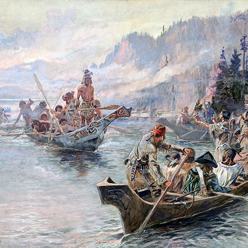 The Lewis and Clark Expedition: A New Look at an American Adventure