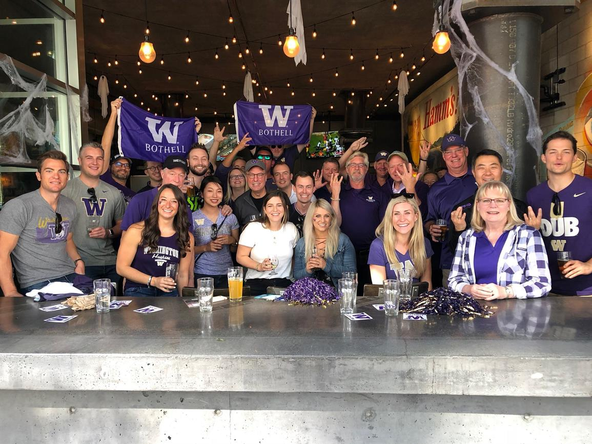 UW Bothell in the Bay Area