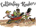 Cultivating Readers: Celebrating Food Literacy Month