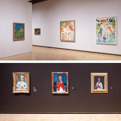 Soutine and de Kooning: Conversations in Art