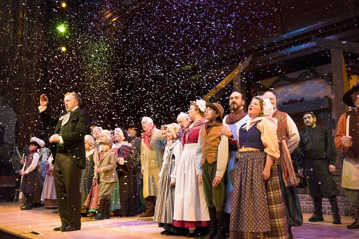 The Christmas Revels 2019: An American Celebration of the Winter Solstice