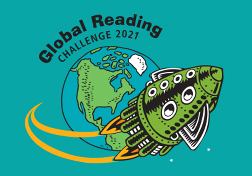 Global Reading Challenge Kickoff with Joseph Bruchac
