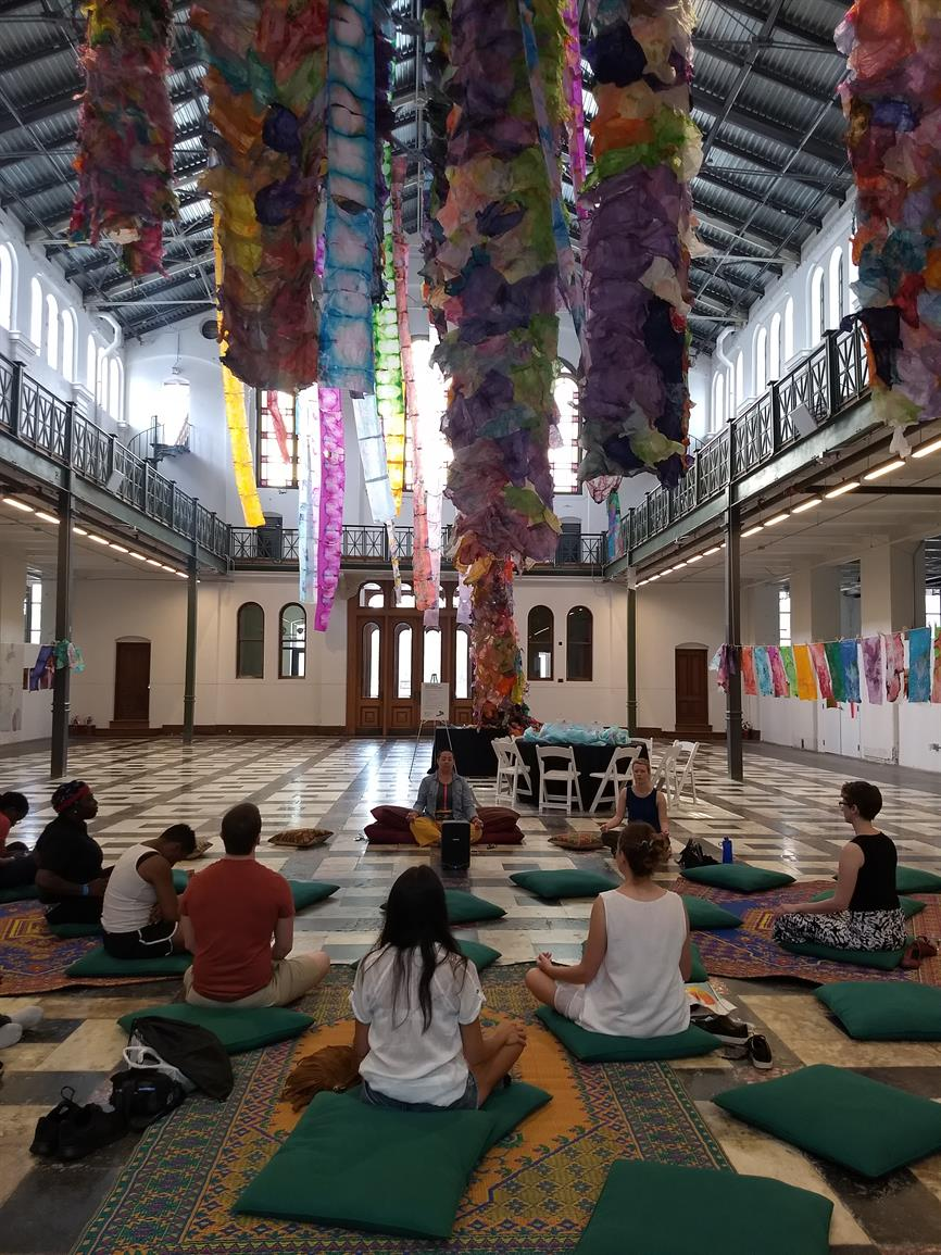 Meditation and Mindful Movement with the Freer Sackler