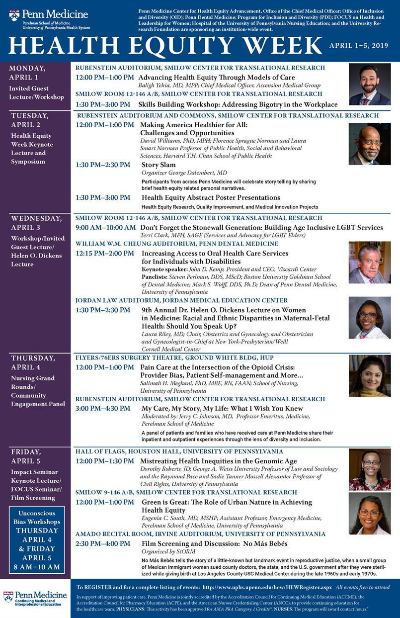 Academic Calendar Upenn.Penn Medicine Event Calendar Penn Medicine