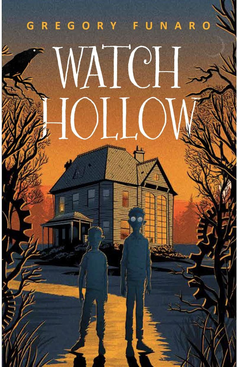 NY Times Best Selling Author Gregory Funaro Reading & Booksigning for Watch Hollow