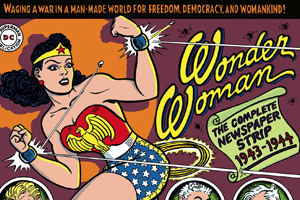 The American Amazon: Wonder Woman in the 1940s