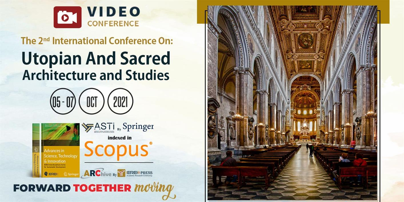 international conference on Utopian and Sacred Architecture Studies