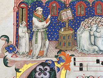 Sound and Image in the Middle Ages: Iconography, Sound Studies, and Digital Humanities