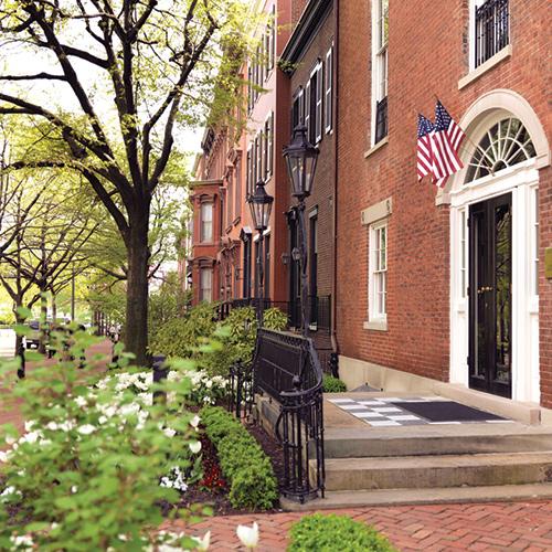 The President's Neighborhood: Lafayette Park