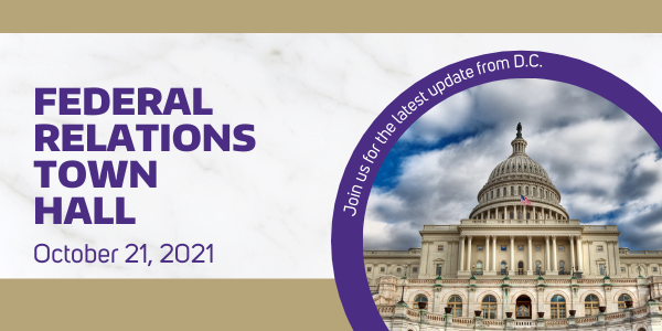 Federal Relations Town Hall
