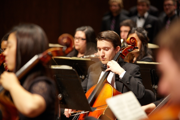 UW Symphony and Concerto and Competition Competition Winners