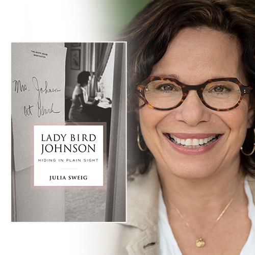Lady Bird Johnson, Hidden No More