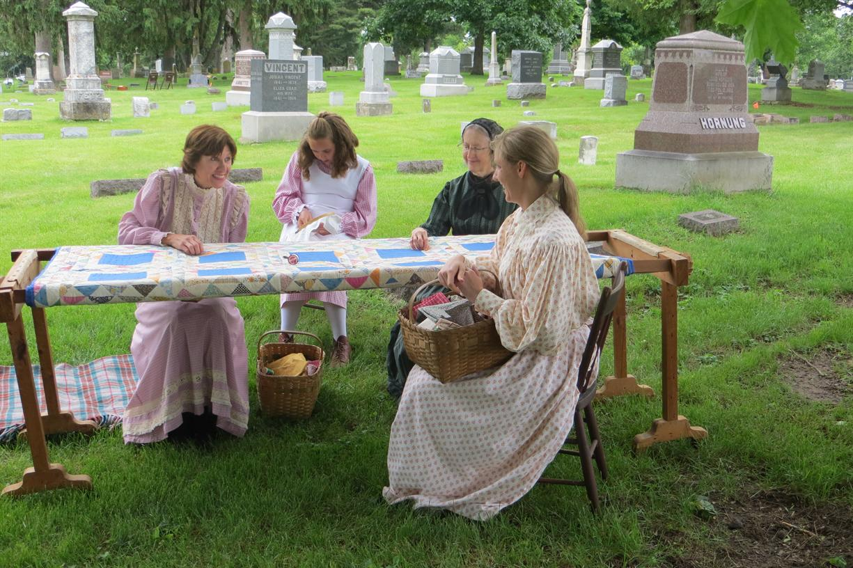 Historic Cemetery Walk - 26th Annual